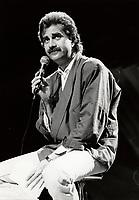 Montreal (QC) CANADA 1985 file photo - Festival Juste Pour Rire 1985 : Roland Magdane