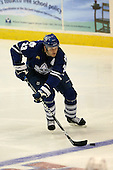 March 13, 2009:  Left Wing Bates Battaglia (33) of the Toronto Marlies, AHL affiliate of the Toronto Maple Leafs, in the third period during a game at the Blue Cross Arena in Rochester, NY.  Toronto defeated Rochester 4-2.  Photo copyright Mike Janes Photography 2009
