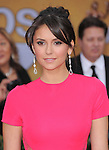 Nina Dobrev at 19th Annual Screen Actors Guild Awards® at the Shrine Auditorium in Los Angeles, California on January 27,2013                                                                   Copyright 2013 Hollywood Press Agency