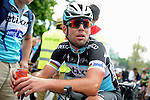 Mark Cavendish (GBR) Etixx-Quick Step at the end of Stage 8 of the 2015 Presidential Tour of Turkey running 124km from Istanbul to Istanbul. 3rd May 2015.<br /> Photo: Tour of Turkey/Mario Stiehl/www.newsfile.ie