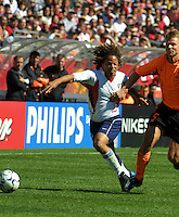 Cobi Jones,Holland vs. USA, 2002.