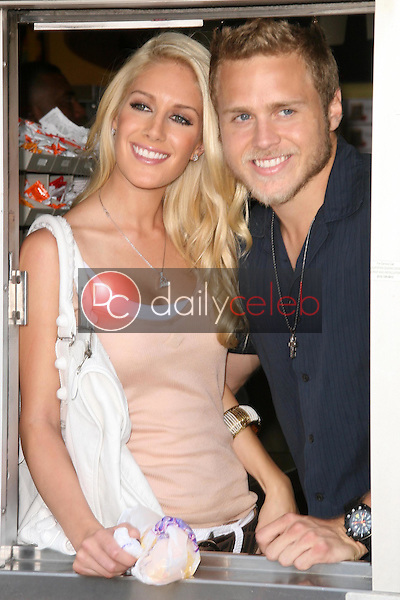 """Heidi Montag and Spencer Pratt<br />at """"Reality Check Challenge' to Promote Taco Bell's partnership with The World Food Programme. Taco Bell, Los Angeles, CA. 10-02-08<br />Dave Edwards/DailyCeleb.com 818-249-4998"""