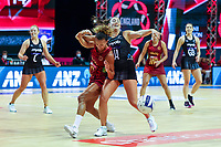 210920 Taini Jamieson Netball Series - NZ Silver Ferns v England Roses