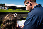 OLDSMAR, FLORIDA - FEBRUARY 11: Scenes from around the track, during the Sam F. Davis Stakes at Tampa Bay Downs on February 11, 2017 in Oldsmar, Florida (photo by Douglas DeFelice/Eclipse Sportswire/Getty Images)