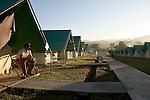 Anthropologist Rob Ingraham eats his breakfast at a JPAC base camp near Ta Oy, Laos on Wednesday, November 7, 2012. (Star-Telegram/Khampha Bouaphanh)