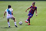 Liga IBERDROLA. Game 26.<br /> FC Barcelona vs RC Deportivo: 9-0.<br /> Michelle Romero vs Melanie Serrano.
