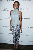 WEST HOLLYWOOD, CA, USA - APRIL 08: Amber Stevens at the Marie Claire Fresh Faces Party Celebrating May Cover Stars held at Soho House on April 8, 2014 in West Hollywood, California, United States. (Photo by Celebrity Monitor)
