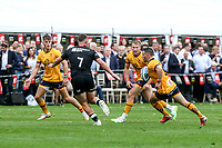 Thursday 9th September 20218 <br /> <br /> John Cooney during the pre-season friendly between Saracens and Ulster Rugby at the Honourable Artillery Company Grounds, Armoury House, London, England. Photo by John Dickson/Dicksondigital