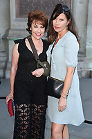 Kathy Lette and Roni Ancona<br /> at the at the V&A Museum Summer Party 2017, London. <br /> <br /> <br /> ©Ash Knotek  D3286  21/06/2017