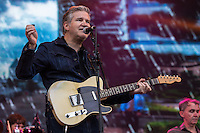 Lloyd Cole & the Leopards performing during Rewind South, The 80s Festival, at Temple Island Meadows, Henley-on-Thames, England on 20 August 2016. Photo by David Horn.