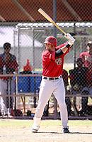 Sean Couglin / Arizona Diamondbacks 2008 Instructional League..Photo by:  Bill Mitchell/Four Seam Images
