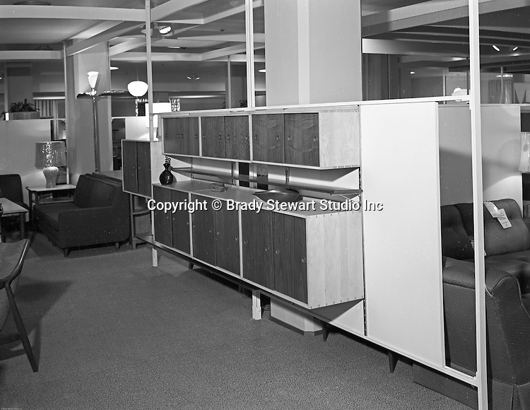 Client: Unistrut Office Furniture<br /> Ad Agency: None / Unistrut<br /> Product: Office Furniture and cubicles<br /> Location: Unistrut's offices and showroom<br /> <br /> View of the Office and home furnishings of the Future!