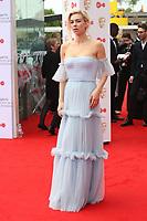 Vannessa Kirby<br />  arriving at the Bafta Tv awards 2017. Royal Festival Hall,London  <br /> ©Ash Knotek