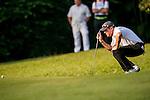Rich Beem of USA plays an approach shot during the 58th UBS Hong Kong Golf Open as part of the European Tour on 09 December 2016, at the Hong Kong Golf Club, Fanling, Hong Kong, China. Photo by Marcio Rodrigo Machado / Power Sport Images