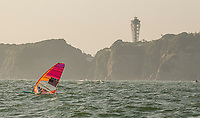 Ready Steady Tokyo Sailing 2019. Olympic Sailing Test Event ©JESUS RENEDO/SAILING ENERGY/WORLD SAILING<br /> 17 August, 2019.