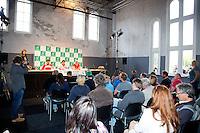 15-09-12, Netherlands, Amsterdam, Tennis, Daviscup Netherlands-Suisse, Press conference Suisse