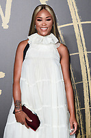 LONDON, UK. September 14, 2019: Eve at the Fashion for Relief Show 2019 at the British Museum, London.<br /> Picture: Steve Vas/Featureflash