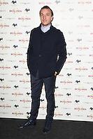 """Mark Noble<br /> arrives for the """"Iron Men"""" premiere at the Mile End Genesis cinema, London.<br /> <br /> <br /> ©Ash Knotek  D3236  02/03/2017"""