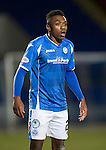 St Johnstone v Partick Thistle…02.03.16  SPFL McDiarmid Park, Perth<br />Darnell Fisher<br />Picture by Graeme Hart.<br />Copyright Perthshire Picture Agency<br />Tel: 01738 623350  Mobile: 07990 594431