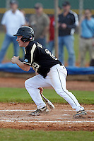 Purdue Boilermakers shortstop David Miller #29 during a game against the Connecticut Huskies at the Big Ten/Big East Challenge at Walter Fuller Complex on February 18, 2012 in St. Petersburg, Florida.  (Mike Janes/Four Seam Images)