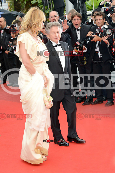 """Nastassja Kinski and Roman Polanski attending the """"vous n avez encore rien vu (You ain t seen nothin yet)"""" Premiere during the 65th annual International Cannes Film Festival in Cannes, 21th May 2012...Credit: Timm/face to face /MediaPunch Inc. ***FOR USA ONLY***"""