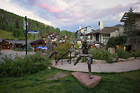 Vail Village. Colorado