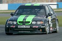 Round 1 of the 2005 British Touring Car Championship. #21. Rob Collard (GBR). West Surrey Racing. MG ZS.