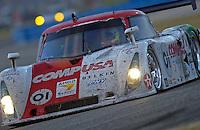 .#01 Lexus/Riley of Ryan Briscoe
