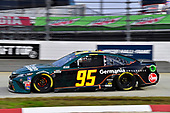 #95: Christopher Bell, Leavine Family Racing, Toyota Camry Germania Insurance
