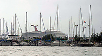 Miami Beach, FL 10-25-2003<br /> Sailboats at the Miami Yacht Club.<br /> Photo by Adam Scull-PHOTOlink