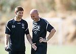 20.06.18 Steven Gerrard and Gary McAllister