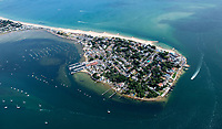 BNPS.co.uk (01202 558833)<br /> Pic: BNPS<br /> <br /> Pictured: Aerial of the exclusive Sandbanks peninsula in Poole, Dorset.<br /> <br /> The record for the most expensive property to be sold on Sandbanks has been broken.<br /> <br /> Harbour Gate, a waterfront mansion formerly owned by Harry and Sandra Redknapp, has just sold for a whopping £10m.<br /> <br /> The eight figure sum is almost £2m more than the previous record holder - the mansion next door that sold for £8.09m in 2018.<br /> <br /> The seller of the six bedroom house on the millionaire's playground in Poole Harbour, Dorset, is entrepreneur Barry Bester.