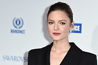 Holliday Grainger<br /> arriving for the British Independent Film Awards 2019 at Old Billingsgate, London.<br /> <br /> ©Ash Knotek  D3541 01/12/2019