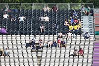 Spectators enjoy the sunshine during Hampshire Hawks vs Essex Eagles, Vitality Blast T20 Cricket at The Ageas Bowl on 16th July 2021