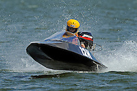 Grant Hearn (12-H) (runabout)....Stock  Outboard Winter Nationals, Ocoee, Florida, USA.13/14 March, 2010 © F.Peirce Williams 2010