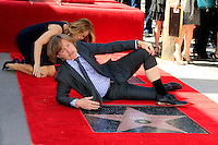 Felicity Huffman & William H Macy Walk of Fame Star Ceremony