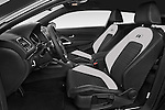 Front seat view of a 2015 Volkswagen SCIROCCO R 3 Door Hatchback 2WD Front Seat car photos