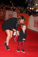 ETHAN MACIVER-WRIGHT - RED CARPET OF THE FILM 'THE HEADHUNTER'S CALLING' - 41ST TORONTO INTERNATIONAL FILM FESTIVAL 2016 . 15/09/2016. # FESTIVAL INTERNATIONAL DU FILM DE TORONTO 2016