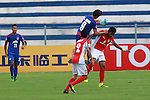 during match AFCCQF1 – AFC Cup 2016 Quarter Finals<br /> JSWBENGALURUFC(IND) – JSW Bengaluru FC (India)<br />vs<br /> TAMPINESROVERS(SIN) – Tampines Rovers (Singapore)<br />at Kanteerava Stadium, Bangalore, Karnataka on 14th Septembar 2016.<br />Photo by Saikat Das/Lagardere Sports