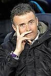 FC Barcelona's coach Luis Enrique Martinez during Champions League 2015/2016 match. April 5,2016. (ALTERPHOTOS/Acero)