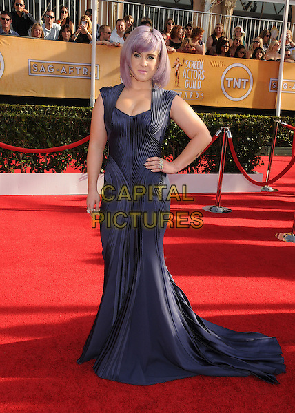18 January 2014 - Los Angeles, California - Kelly Osbourne. 20th Annual Screen Actors Guild Awards - Arrivals held at The Shrine Auditorium. Photo Credit: Byron Purvis/AdMedia<br /> CAP/ADM/BP<br /> ©Byron Purvis/AdMedia/Capital Pictures