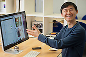 Thai Tran, Founder and CEO of the Lightbox photo-sharing app.  The tech start-up's entire seven person, Shoreditch-based team was bought up by Facebook in May 2012 and moved to the corporation's California HQ.