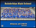 2011 Bainbridge Class Photo
