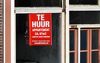 Nederland  Alkmaar -  Oktober 2018. Appartement te huur in het centrum. Compleet nieuw verbouwd. Foto Berlinda van Dam / Hollandse Hoogte