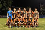 BRISBANE, AUSTRALIA - FEBRUARY 22:  during the NPL Queensland Senior Mens Round 3 match between Eastern Suburbs FC and Gold Coast United at Heath Park on February 23, 2020 in Brisbane, Australia. (Photo by Patrick Kearney)