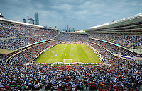 World Cup Qualifying match at Soldier Field, in Chicago, IL, Saturday, June 6, 2009. The USA won 2-1 over Honduras.