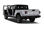 Car images close up view of a 2020 Jeep Gladiator Overland 4 Door Pick Up doors