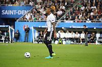 Jerome Boateng (D) - EM 2016: Deutschland vs. Polen, Gruppe C, 2. Spieltag, Stade de France, Saint Denis, Paris