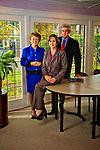 Kathleen, Ann & Ed Delaney
