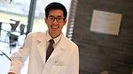 Andy Chen, URI College of Pharmacy Tuesday, March 28, 2017(Photo/Joe Giblin)